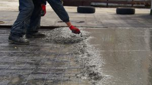 Installing concrete additions in Johnson City, Tennessee